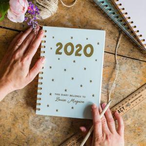 personlised diary