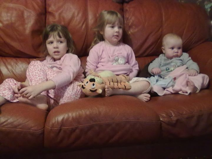 my three little ones
