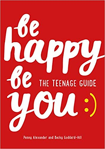 Be Happy Be You book cover, mental health for children