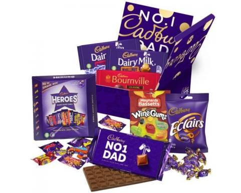 Box of chocolate treats