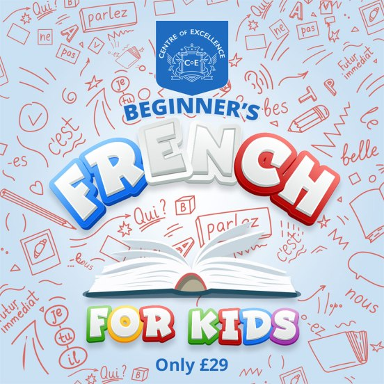 courses for kids, Beginners French