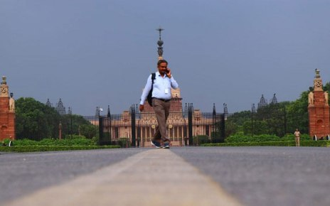 Raisina Hill Office and Residence of President of India