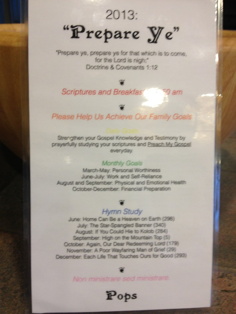 scripture study bookmark