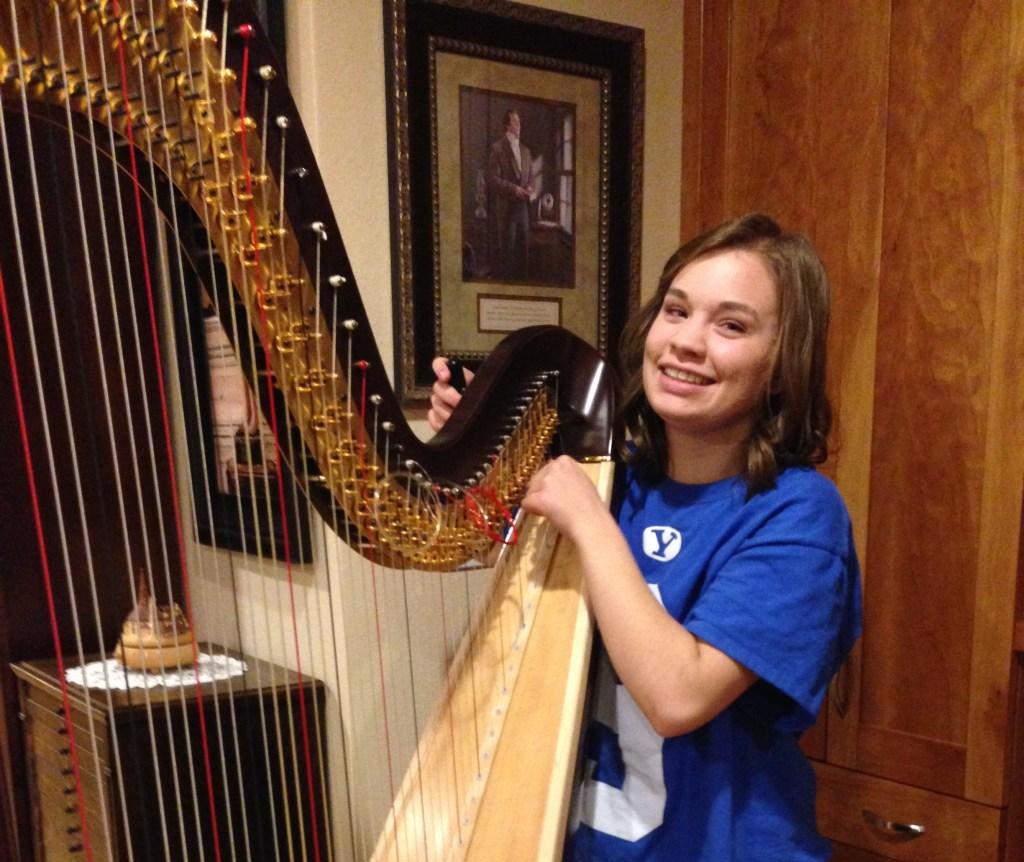 Sarah harp