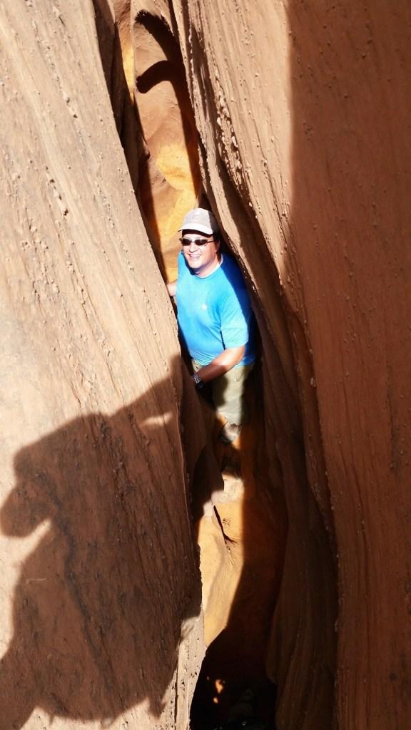 Lane Scout camp narrows