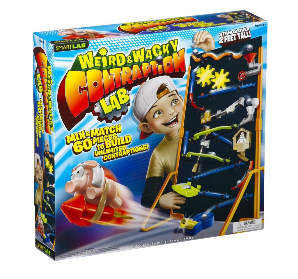 Best Tinker Toys For Kids : Toys for kids that love to tinker