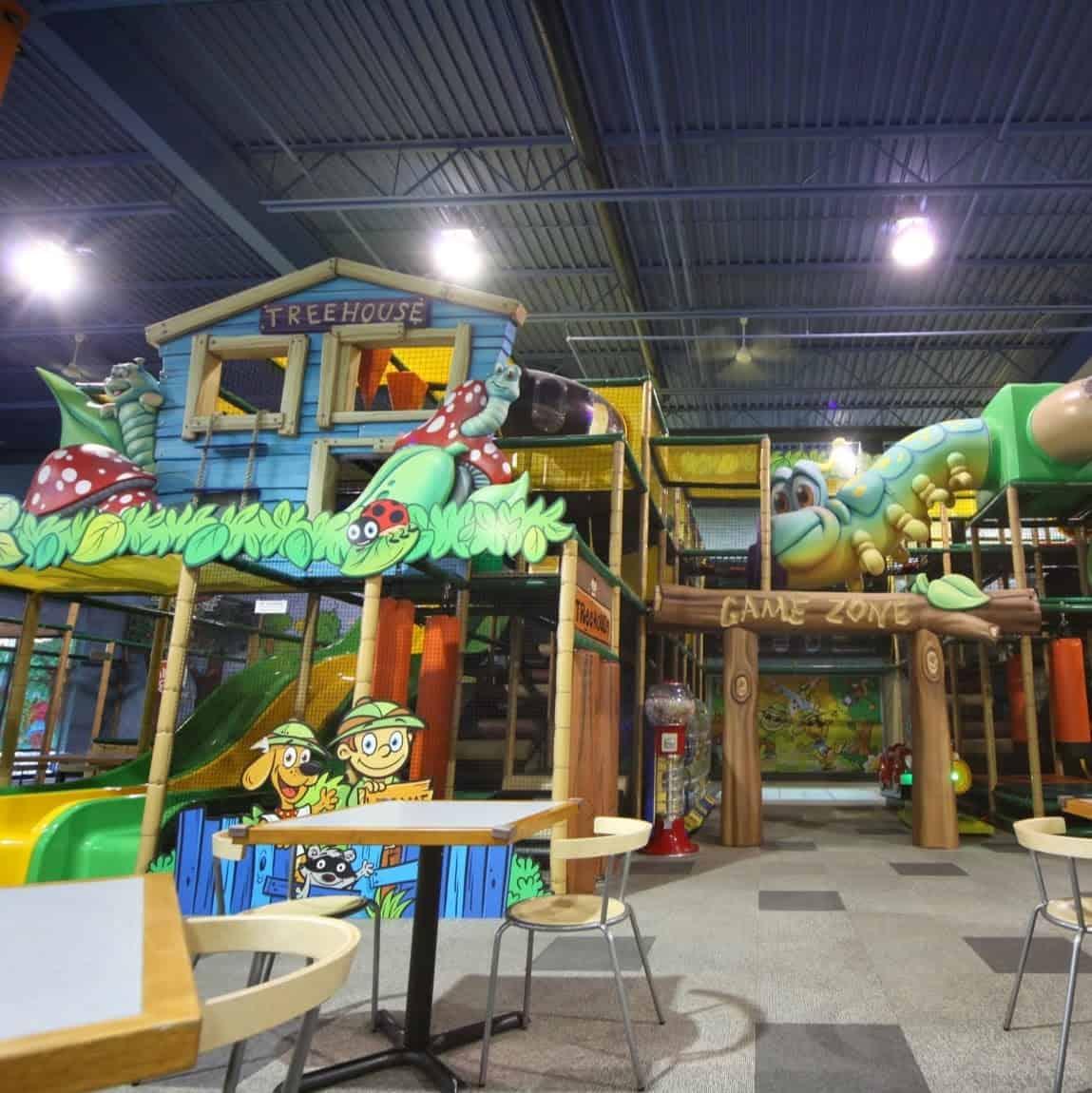 Treehouse Playground  Raising Edmonton