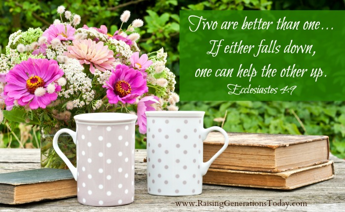 Ecclesiastes 4.9