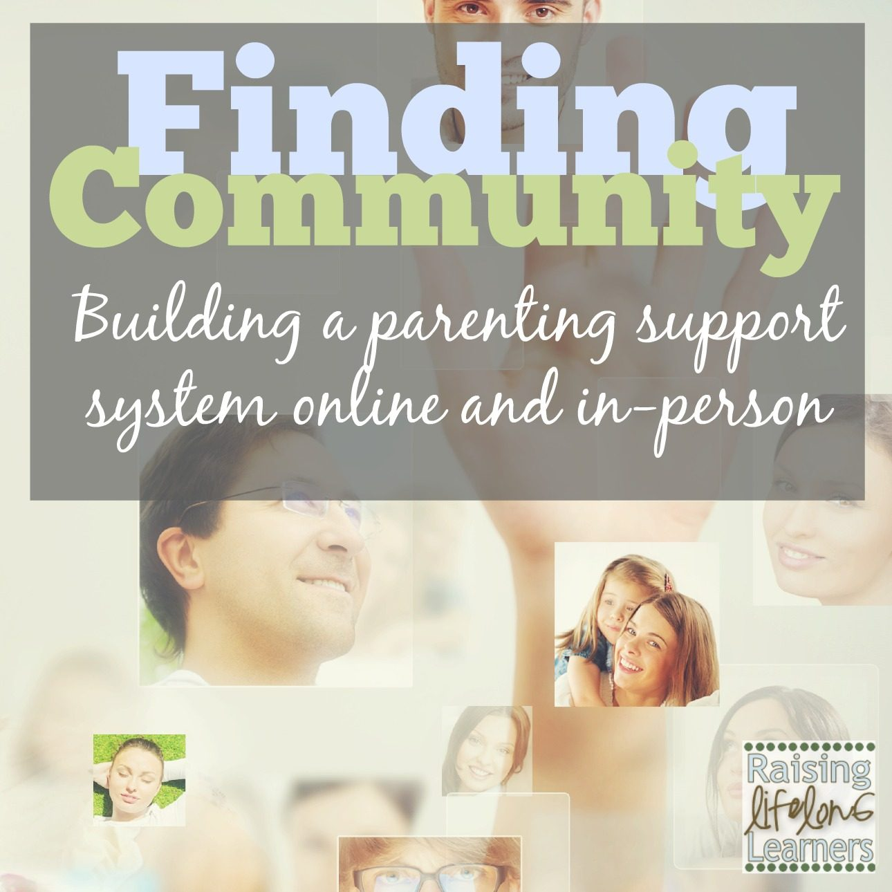 Finding Community Building A Parenting Support System