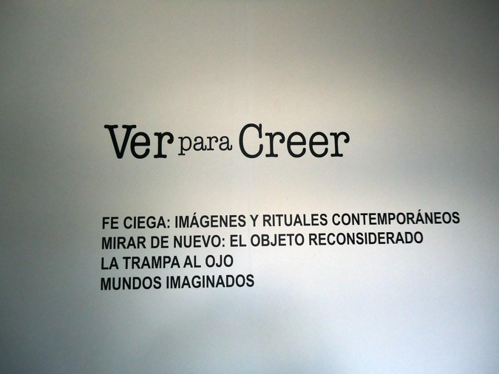 Ver para Creer