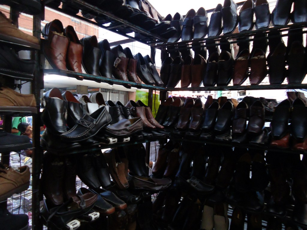 More shoes for sale.