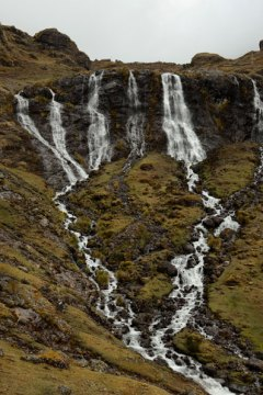 The 7 waterfalls. photo by lorenesudamerica