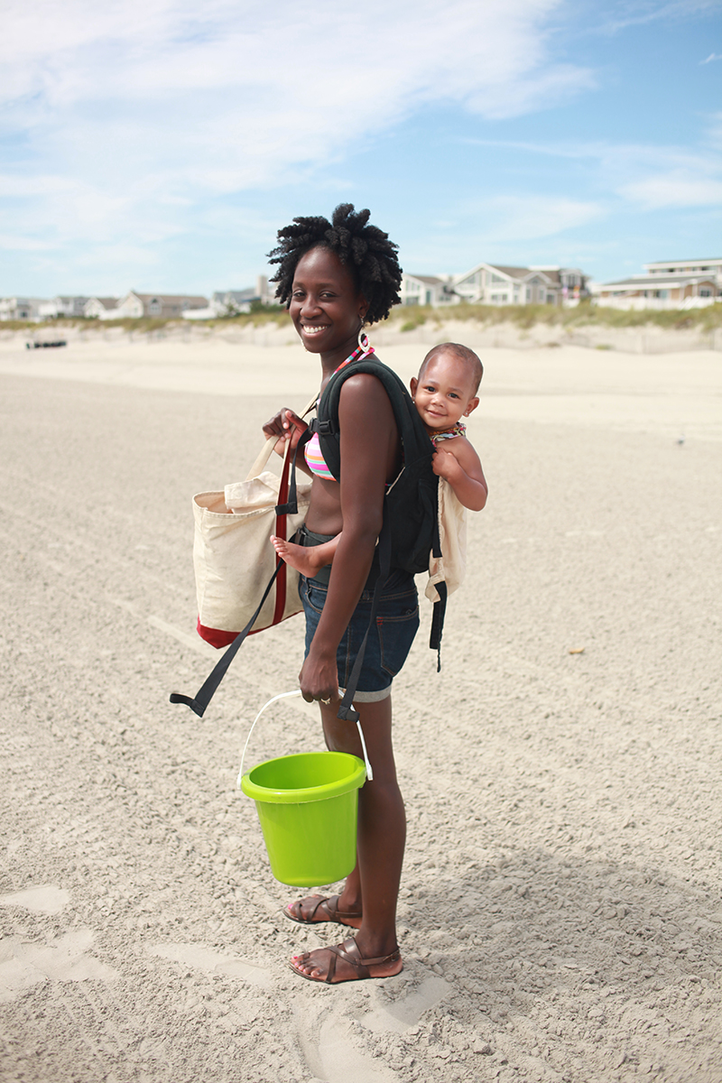 Monique Viard for Raising Mothers