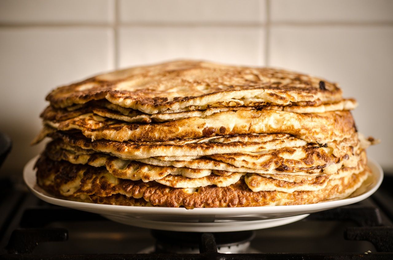 Saturday Morning Pancakes | Recipe by Nicole Spirakidis | Raising Mothers