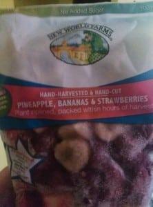 Frozen Fruit Medley