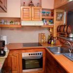 Кухня в Механа в Къща за гости Райски Кът Мезек
