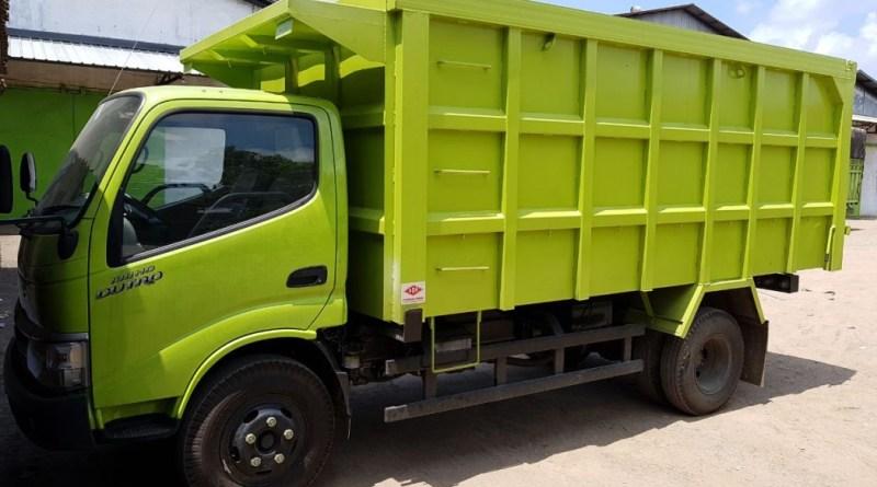 Sewa Dump Truck dan Jual Pasir Putih di Kuningan Timur Hubungi 08118168989