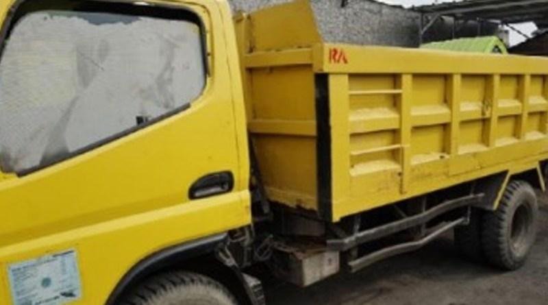 Sewa Dump Truck dan Jual Pasir Putih di Sumur Batu Hubungi 08118168989