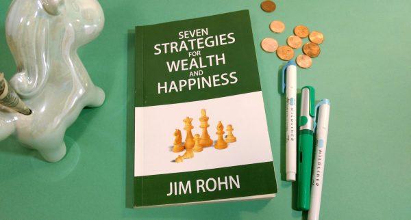 7 estrategias Jim Rohn