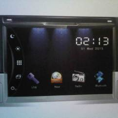 Head Unit Oem Grand New Veloz Avanza Vs Ertiga Tv Doubledin Fit Jual Mobil For Suzuki Swift Toyota Rush Daihatsu Terios