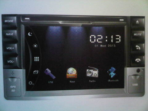 double din grand new veloz mud guard tv doubledin oem fit jual mobil for suzuki ertiga swift toyota rush daihatsu terios