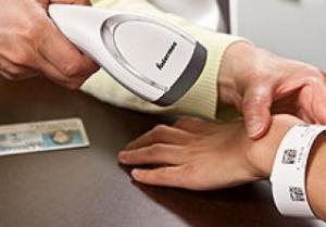 RajaBarcode.com - Healthcare Scanner (Corded)