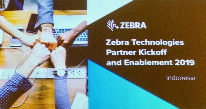 RajaBarcode.com - Zebra Kick Off 2019