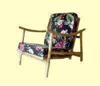 Tropical Shop: Hawaii Chair and Cushion