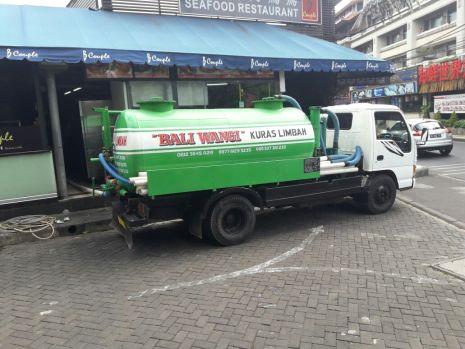 Biaya Jasa Kuras WC Bali