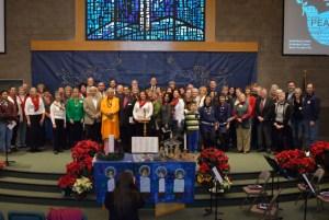 Multi-faith Prayer Vigil for Peace & Unity Dec. 20, 2015