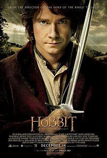 The Hobbit: An unexpected journey IMAX 3D