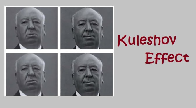 Kuleshov Effect or How Hitchcock turned a kind gentleman to a dirty old man