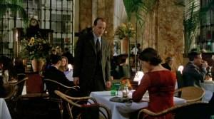 Sixth Sense Restaurant Scene