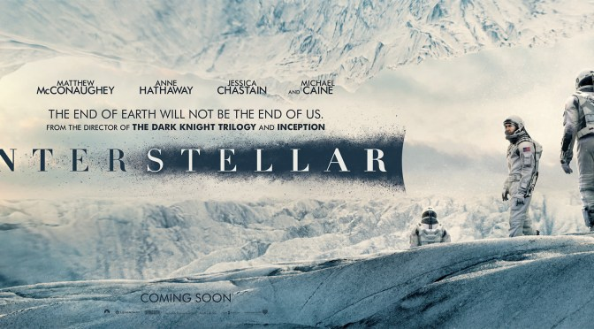 Guest Review: Interstellar