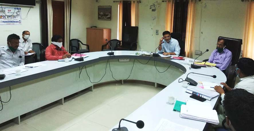 Collector issued special instructions on water crisis in Jalore district