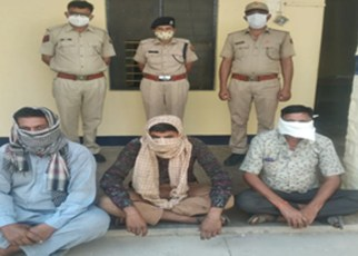 Vicious coal thieves caught in Chitwala