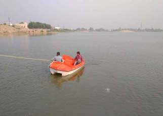 Now you can travel in Sundelav, boats started floating