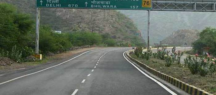 national highway in rajasthan
