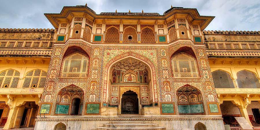 Image result for amer fort ganesh pol