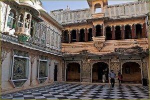 City Palace Courtyard