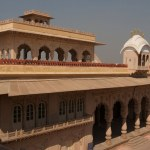 Palace Museum in Lohagarh Fort - Bharatpur