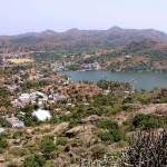 Mount Abu Town From Top