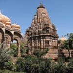 Umaid Gardens in Jodhpur