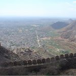 View From Alwar Fort