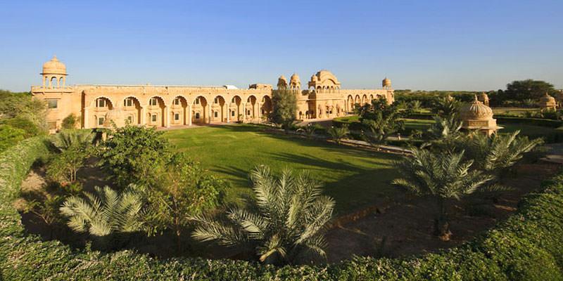 Hotel Fort Rajwada, Jaisalmer