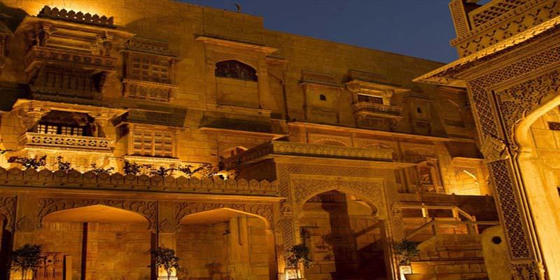 Hotel Narayan Niwas Jaisalmer