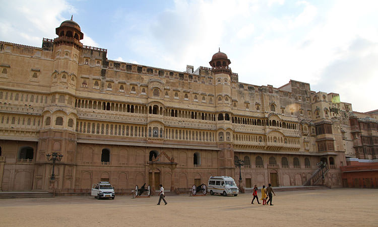 Bikaner Fort in Rajasthan