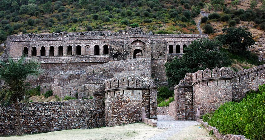 Bhangarh Fort Haunted Rajasthan