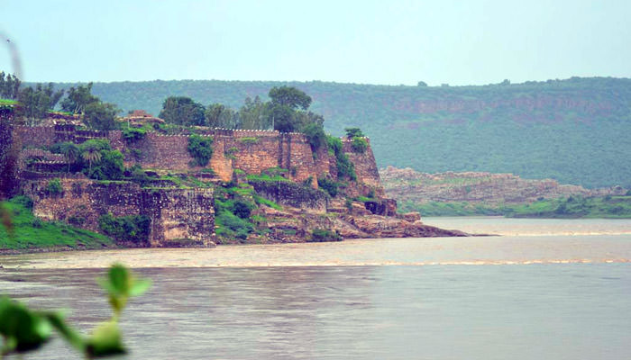Gagron Fort in Jhalawar