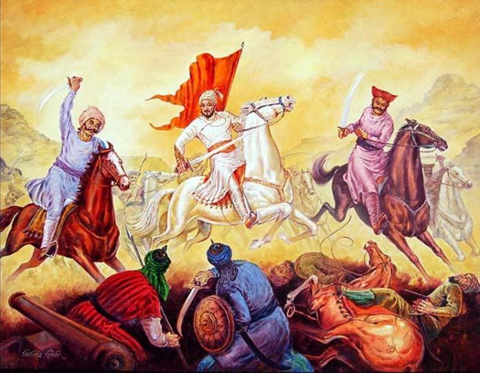 Image result for शिवाजी और उनकी प्रजा
